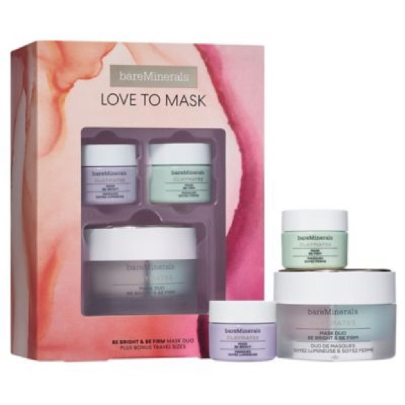 bareMinerals Other - Bare Minerals Love to Mask Set